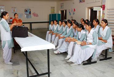 SGL Nursing College, Jalandhar, provides World Class